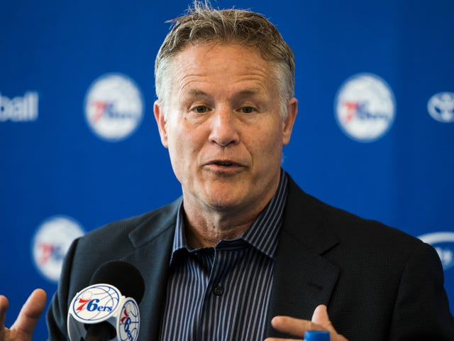 """Brett Brown: 76ers """"Need Help"""" To Win A Championship"""