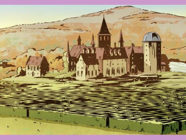 Lev Grossman, dos mágicos, explica por que as histórias em quadrinhos são o lar natural da magia