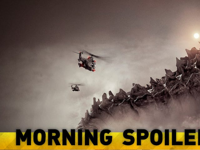 Major Plot Reveals From Transformers 4 and Godzilla!