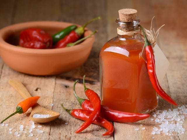 So you want to make your own hot sauce