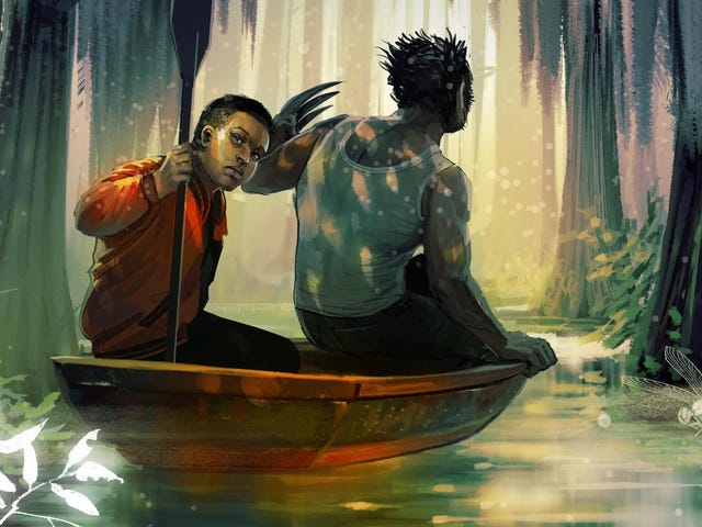 Logan Heads to the Bayou in the Second Season of Stitcher's Wolverine Podcast