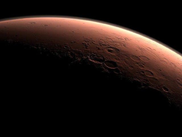 Agora você pode verificar o tempo em Marte todos os dias