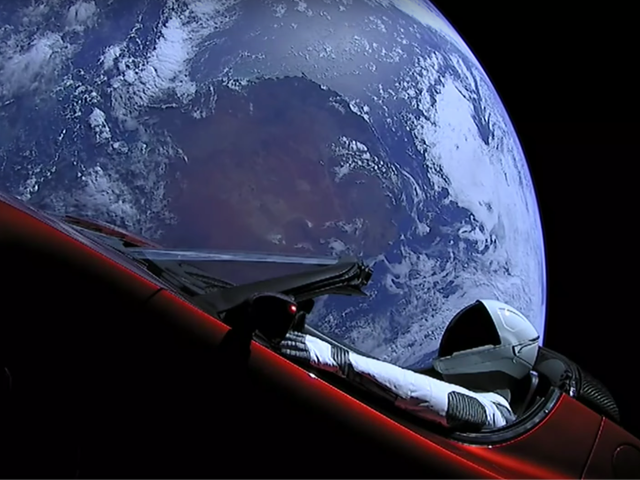 So Many People Questioned The Tesla Roadster In Space That It Wound Up On Snopes