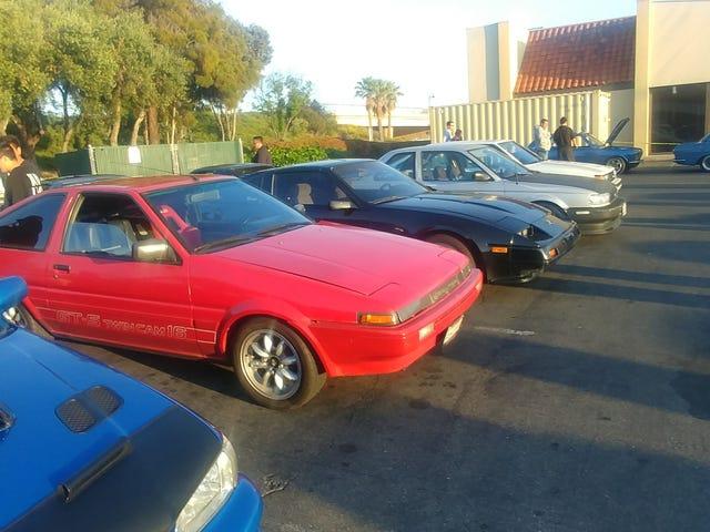 Santa Clara CA Import Classics Get Together - Photo Dump