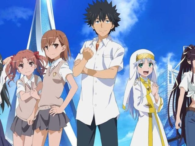 The anime of A Certain Magical Index gets a new Season