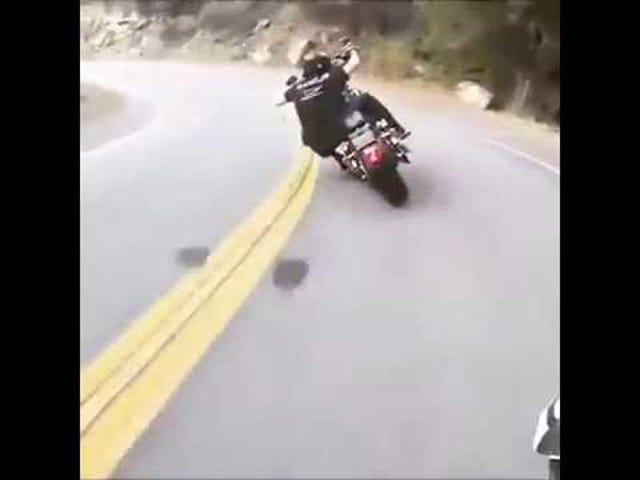 Comment vous êtes censé conduire une Harley-Davidson