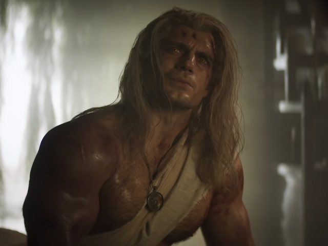 The Witcher's first teaser is here to take our money, please