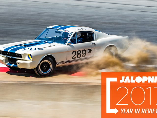 The Best Jalopnik Photography Of 2017
