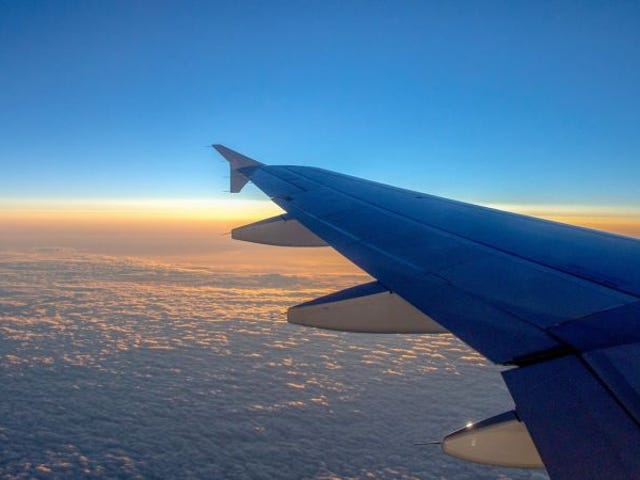Trabajan en un nuevo avión supersónico que podría volar de Nueva York a Londres en 90 minutos