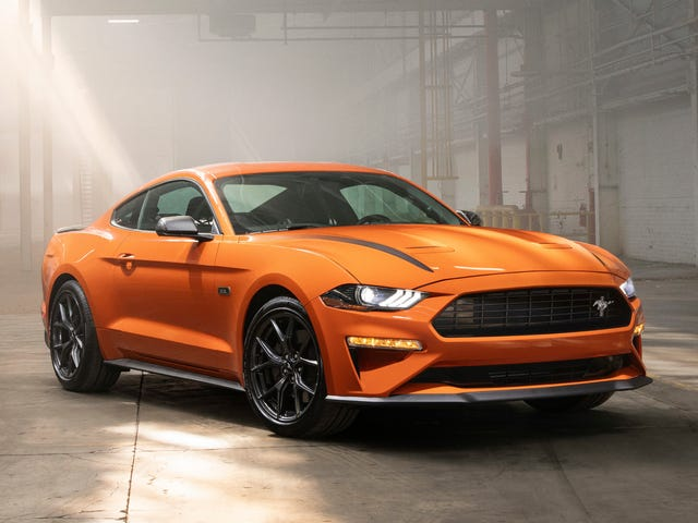 The 2020 Ford Mustang 2.3L High Performance Package Will Set You Back at Least $32,760
