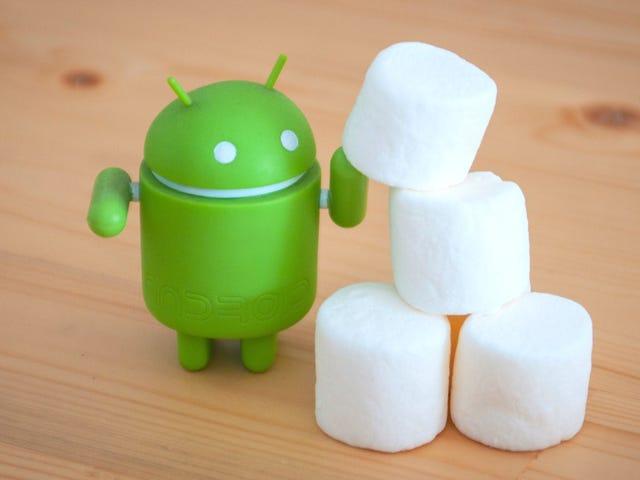 La adopción de Android Marshmallow es mejor que la de Lollipop, pero sigue siendo desastrosa
