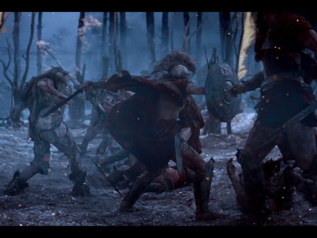 Los antiguos bárbaros no eran, bueno, bárbaros, lo que dicen las películas