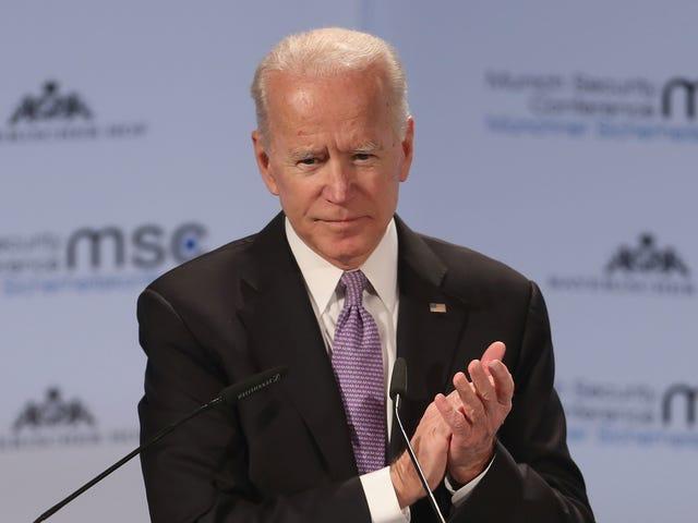 Sociale normer er kun lige begyndt at ændre 'for mænd som Joe Biden