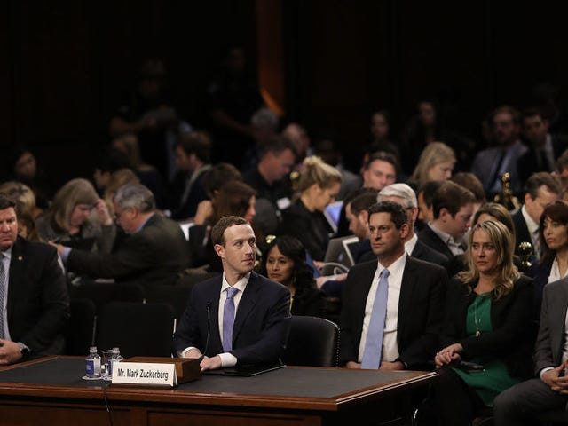 FTC Privacy Audits of Companies Like Facebook and Google Are 'Woefully Inadequate'