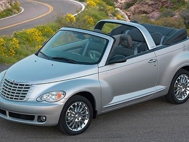 PT Cruiser Convertible Trunks