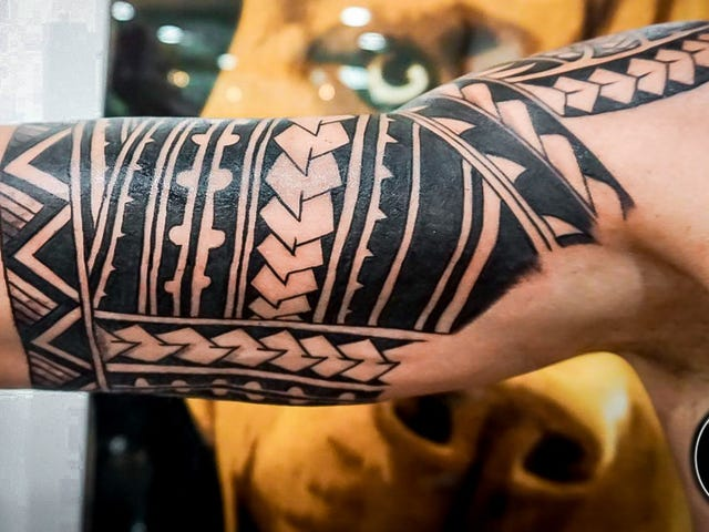Particles in Tattoos Can Travel to Lymph Nodes, Study Finds