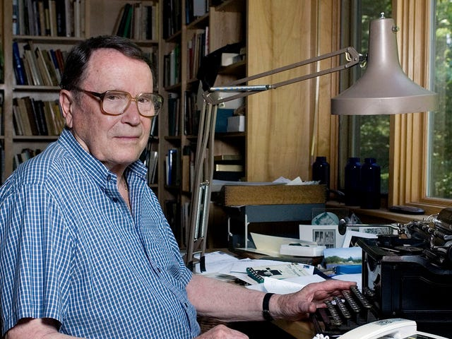 Richard Wilbur, Two-Time Pulitzer Prize-Winning Poet, Has Died at 96