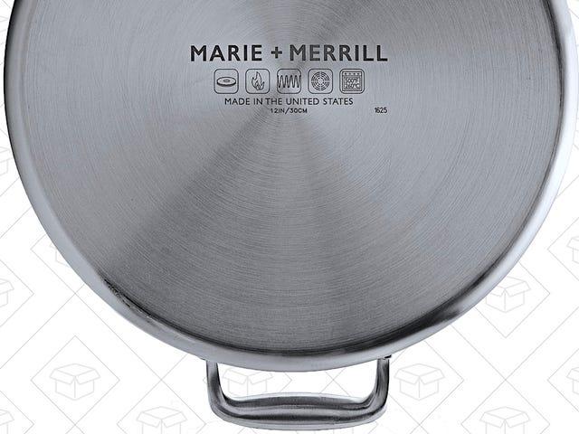 Marie + Merrill Pans Porta tutti i film con nessuno dei Middlemen