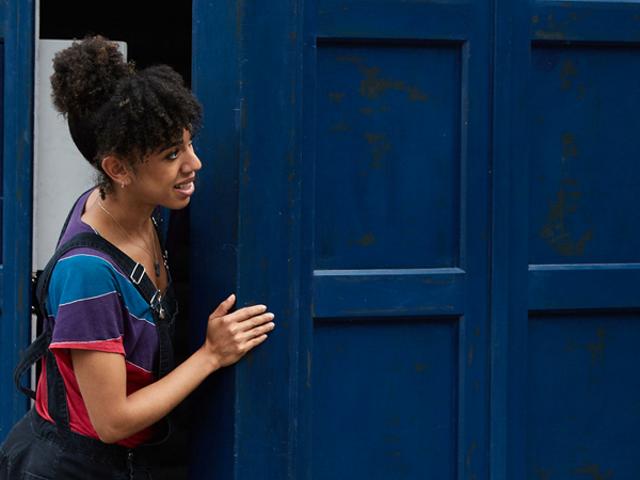 Knock Knock, c'est le sujet de discussion de Doctor Who rempli de spoiler