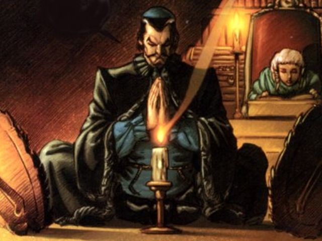 Why Did Marvel Say No to a Doctor StrangeMovie From Neil Gaiman and Guillermo del Toro?