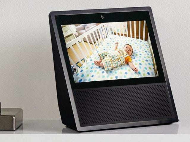 Woot's Blowing Out the Original Echo Show For Just $70