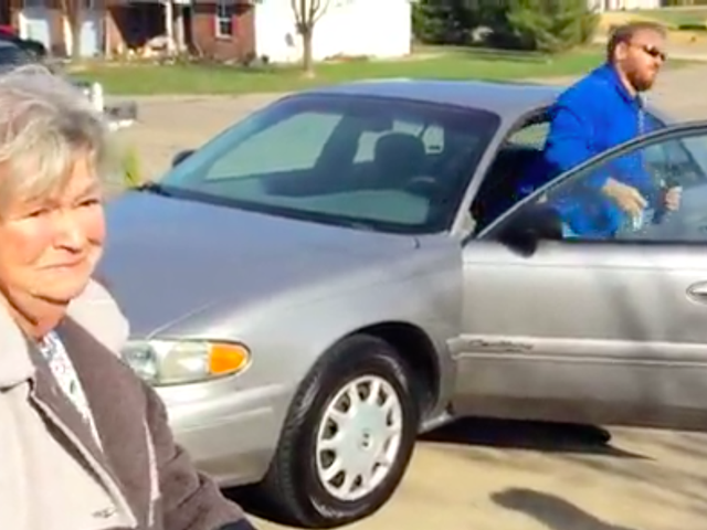 World's Kindest Repo Man Pays Off Elderly Couple's Buick Right Before Thanksgiving