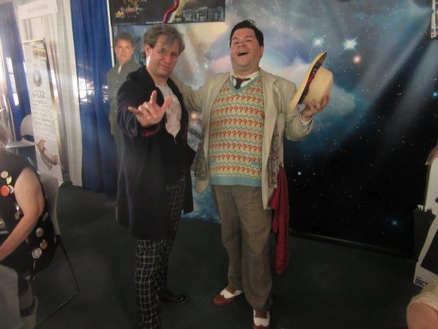 Comic Con Report volume 3: Doctor Who Edition