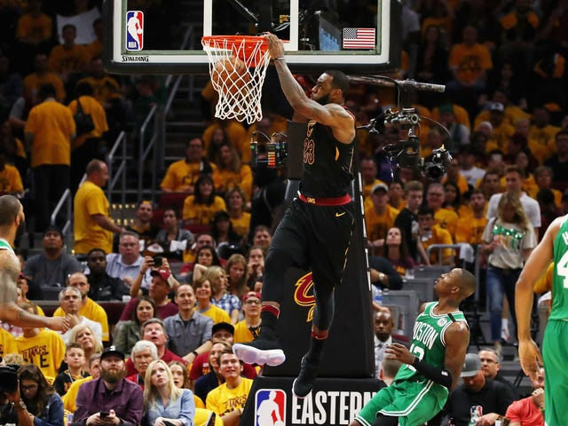LeBron In Full Must-Win Mode Is An Unsolvable Problem