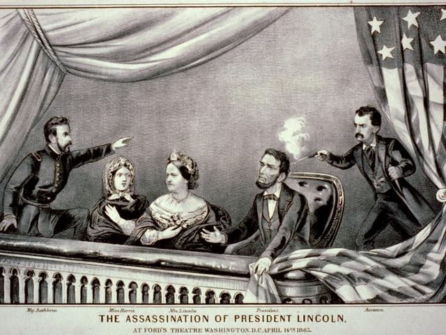Ghi chú khám nghiệm tử thi của Lincoln Lincoln tiết lộ sự kinh hoàng của một vụ xả súng của sát thủ