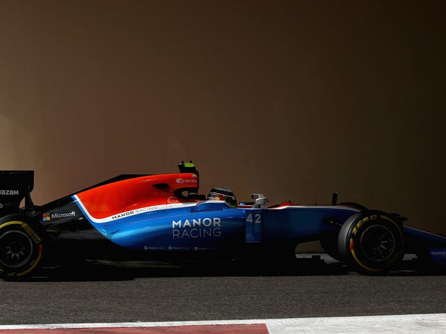 Команда Formula One Manor знову зламається