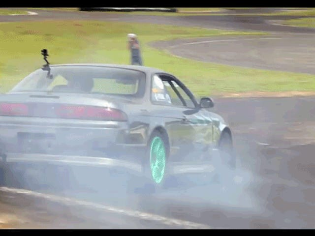 Here's A Drifting Montage To Brighten Up Your Morning