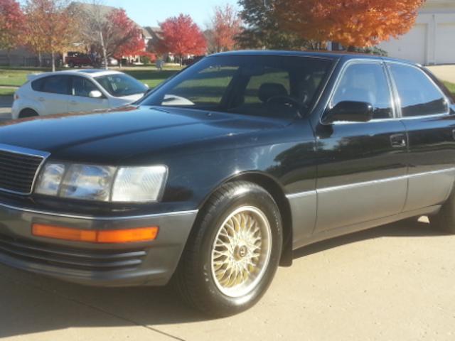1993 Μέση Μηνιαία Κόστος Συντήρησης Lexus LS400