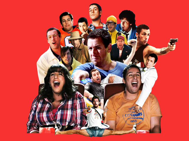 Who Is The Most Adam Sandler Director?