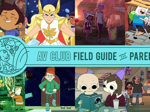 8 barnas tegneserier som omfavner medfølelse like mye som eventyr og komedie