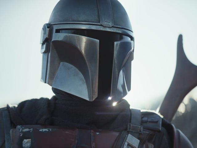 Mandalorian membawa menyapu Barat dan Werner Herzog ke alam semesta Star Wars
