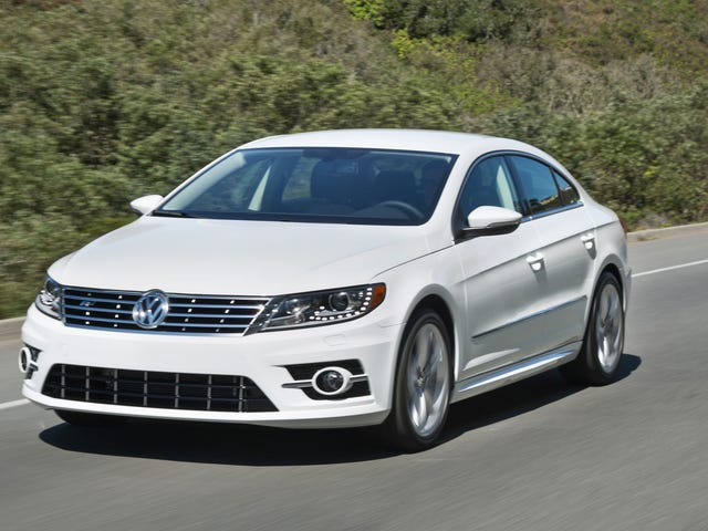 Nearly 30,000 Volkswagen Tiguans and CCs Recalled for Faulty Airbag Modules