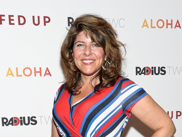 Listening to Author Naomi Wolf Being Proven Wrong On-Air Is Physically Painful