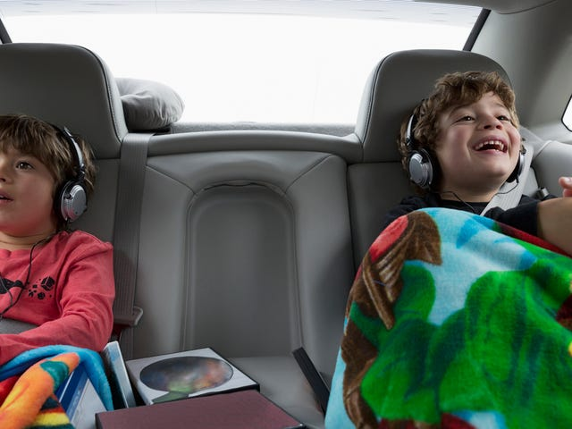 Give Your Kids a Playlist of Your Favorite Songs