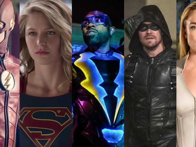 What We Want From the DC/CW Shows Next Season