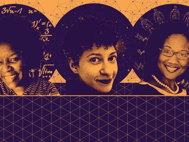 Disse sorte kvindelige matematikere skal være stjerner i morgendagens blokbuster