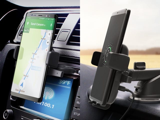 IOttie's Prime Day Dash Mount Deals Isama ang Maraming Qi Charging Options