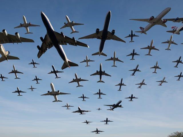 Các nhà hoạt động khí hậu có kế hoạch tắt máy bay Heathrow bằng máy bay không người lái đồ chơi