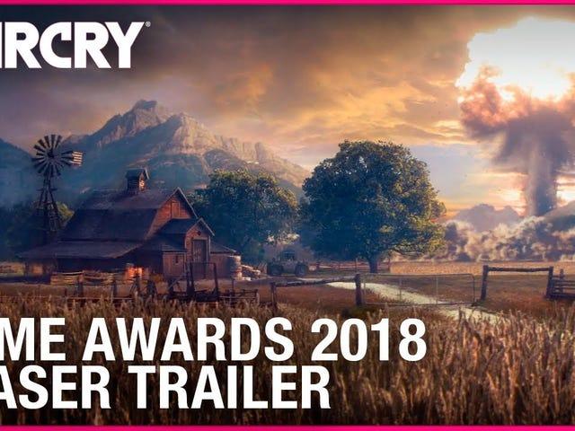 Det ligner en ny <i>Far Cry</i> vil blive annonceret i morgen