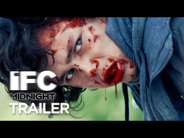 A Vampire Rips Up Small-Town Life In Gritty Trailer For The Stranger