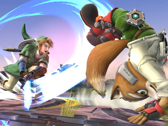 Sony Hack Reveals Intent to Acquire <i>Super Smash Bros. </i>Film Rights