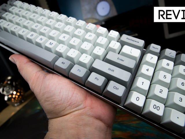 Vortex Vibe Recensione della tastiera: più piccola dai numeri