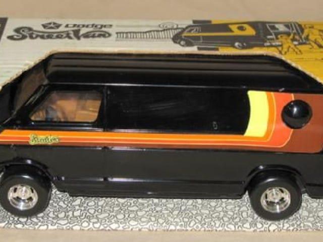 ERTL Dodge Street Van.