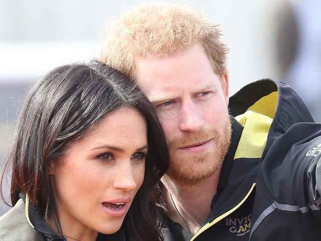 Meghan Markle's Nephew Will (Sort Of) Gift the Royal Couple With Wedding Weed
