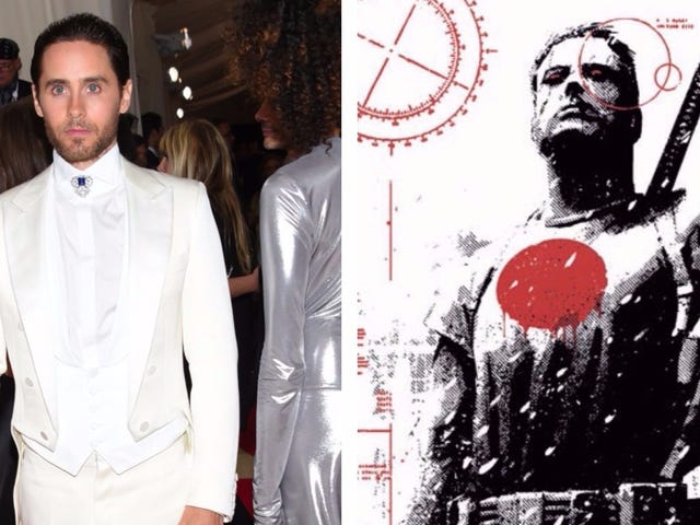 Jared Leto está en conversaciones para jugar a <i>Bloodshot</i> de Valiant, y Dios nos ayude a todos