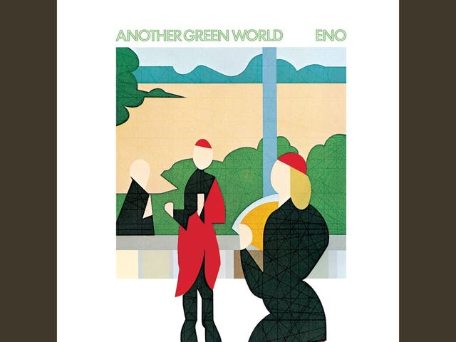 Track: The Big Ship | Artist: Brian Eno | Album: Another Green World